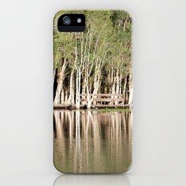 Duck Lake iPhone Case