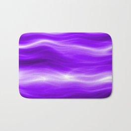 Violet energy Bath Mat