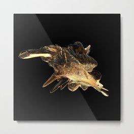 Materia 0006 Metal Print
