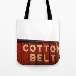 The Cotton Belt Tote Bag