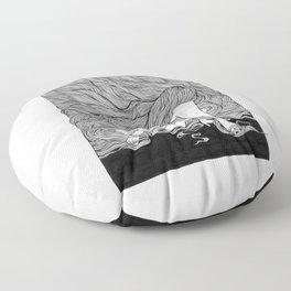 AD INFINITUM Floor Pillow