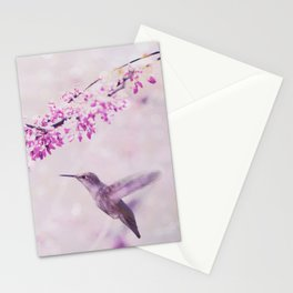 Pink Dreams    (Hummingbird) Stationery Cards