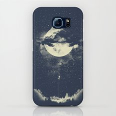 MOON CLIMBING Slim Case Galaxy S7
