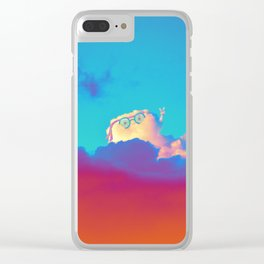 High Vibe Clear iPhone Case