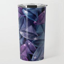 Gems . The alexandrite . Travel Mug