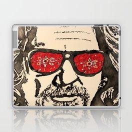 """The Dude Abides"" featuring The Big Lebowski Laptop & iPad Skin"