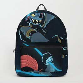 Undyne Backpack