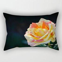 Autumn Rose by Teresa Thompson Rectangular Pillow
