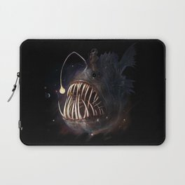 Space Angler Laptop Sleeve