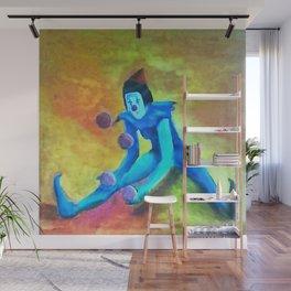 Juggler Wall Mural