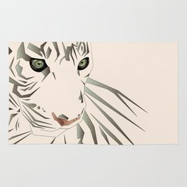 Tiger's Tranquility Rug