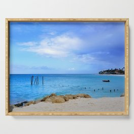 Island View Photography Serving Tray