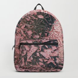 Abstract grange texture Backpack