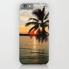 Maledives - Sunset Slim Case iPhone 6s