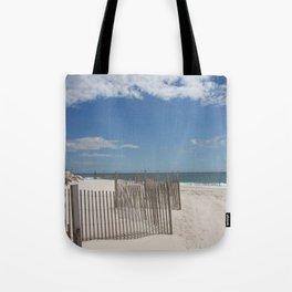 Long Island Beach Tote Bag