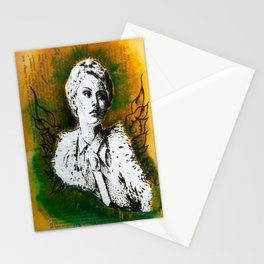 Wing Series Three (Angel) Stationery Cards