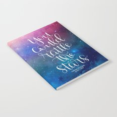 Rattle the Stars Notebook