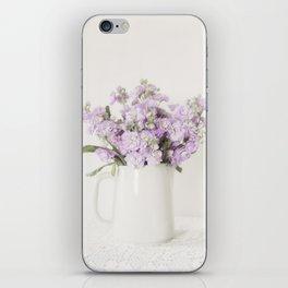Lovely Lavender iPhone Skin