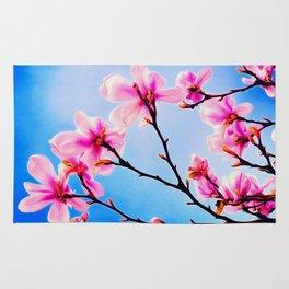 Spring Tree Art Rug