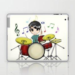 Chibi Drummer Laptop & iPad Skin