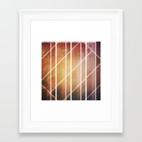 random Framed Art Prints featuring Random... by belkat