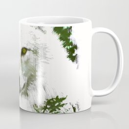 Mystical Wolf Coffee Mug