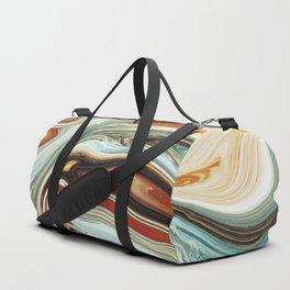 Melted Desert Duffle Bag