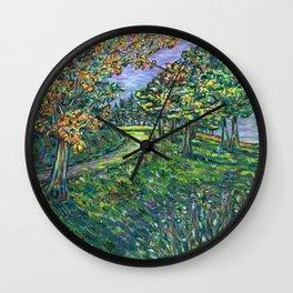 Princess Point Wall Clock