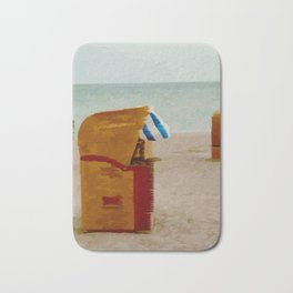 Holidays at the Baltic Sea Bath Mat