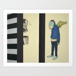 In Defense Of Whatever Art Print