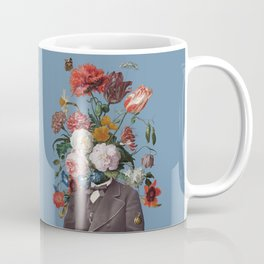 This one goes out to the one I love (4) blue Coffee Mug