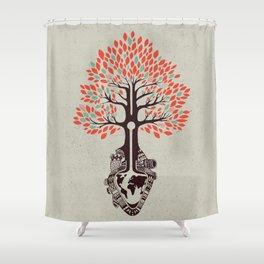 Fourish  Shower Curtain