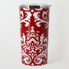European cirrus flowers Travel Mug