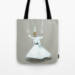 Paths to the Waterfall - one Tote Bag