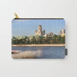 Yekaterinburg, Iset River Carry-All Pouch