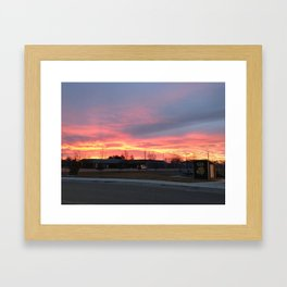 Finally Appreciative Framed Art Print