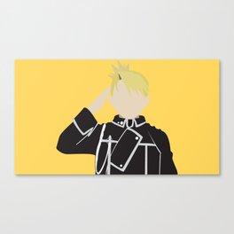 FMA:B - Riza H Canvas Print
