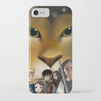 narnia iPhone & iPod Cases featuring Narnia by BellaG