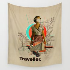 Traveller Wall Tapestry