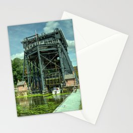 Anderton Boat Lift Stationery Cards