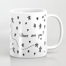 Find your Star  Coffee Mug
