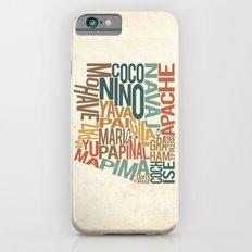 Arizona by County iPhone 6s Slim Case