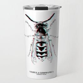 Vespula Germanica (german wasp) Travel Mug