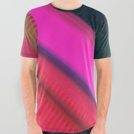 Color Wave ~010~ All Over Graphic Tee