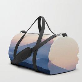 Beautiful Breathtaking Mount Fuji Duffle Bag