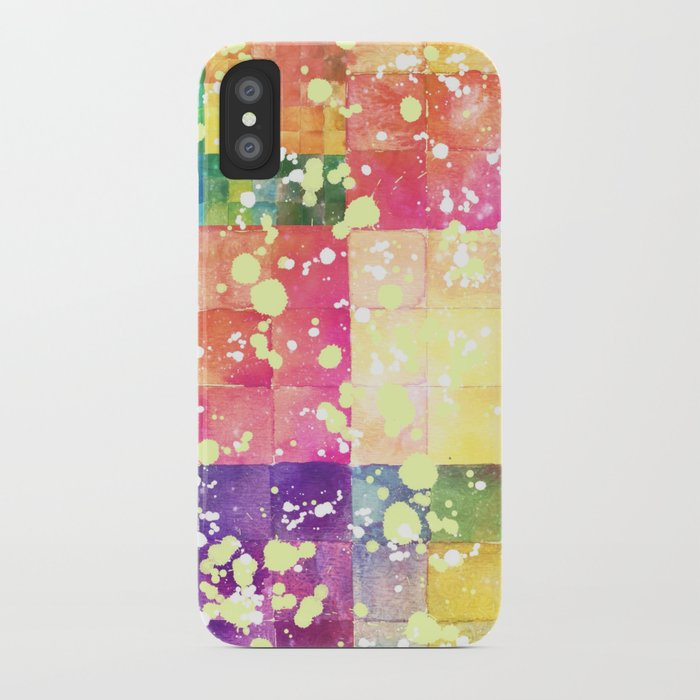 Watercolors - For iphone iPhone Case