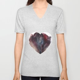 Ashley Lane's Vagina Valentine Unisex V-Neck
