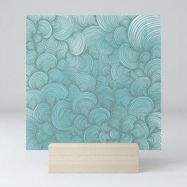 """She sells sea shells..."" Mini Art Print"