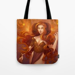 Aries, the Courageous Tote Bag