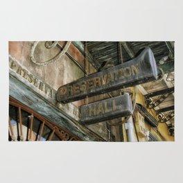 Preservation Hall Rug